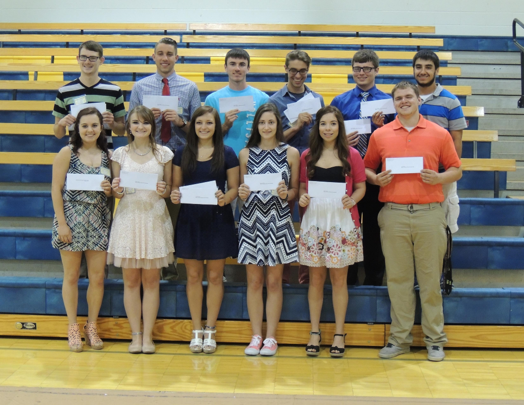 2015 Scholarship Awardees